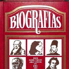 Libros de segunda mano: BIOGRAFÍAS - EDICIONES RIALP. Lote 245951815