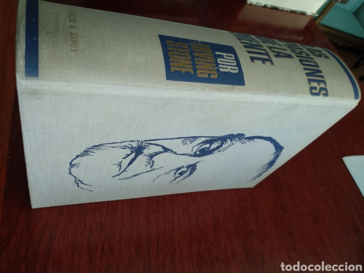 Libros de segunda mano: Libro antiguo Irving Stone - Foto 2 - 246079145