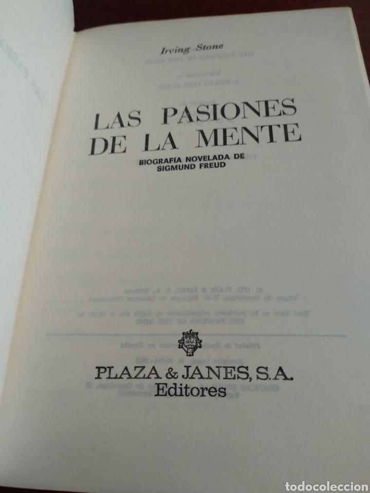 Libros de segunda mano: Libro antiguo Irving Stone - Foto 7 - 246079145