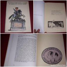 Libros de segunda mano: CONVERSES AMB FABIAN ESTAPÉ UNIVERSITAT AUTONOMA DE BARCELONA 1989 CATALÀ. Lote 246128015