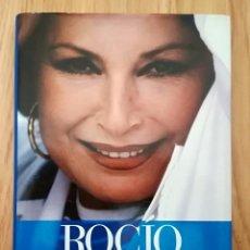 Libros de segunda mano: ROCÍO JURADO - ROCÍO DE LUNA BLANCA - ED. ESPEJO DE TINTA, 2006 PRIMERA EDICION 222 PÁGINAS. Lote 246265985