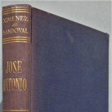 Livros em segunda mão: JOSE ANTONIO. XIMENEZ SANDOVAL. Lote 246553740