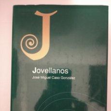 Libros de segunda mano: JOVELLANOS- JOSÉ MIGUEL CASO GONZÁLEZ. Lote 246800365