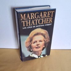 Livros em segunda mão: MARGARET THATCHER - LOS AÑOS DE DOWNING STREET - EL PAIS AGUILAR 1993. Lote 246929315