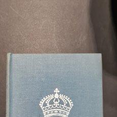 Libros de segunda mano: LA CASA REAL ESPAÑOLA POR SIR CHARLES PETRIE. PRIMERA EDICION 1960. Lote 247569785