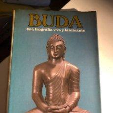 Libros de segunda mano: BUDA, UNA BIOGRAFIA VIVA Y FASCINANTE DE ROBERT ALLEN. Lote 247642145