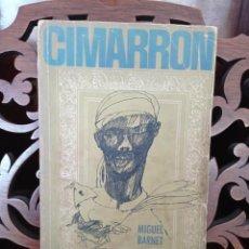Libros de segunda mano: CIMARRON, MIGUEL BARNET. LA HABANA 1967. LA ESCLAVITUD EN CUBA. ESTREMECEDOR. Lote 248094120