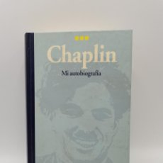 Libros de segunda mano: CHAPLIN. MI AUTOBIOGRAFIA. ED. SALVAT. BARCELONA, 1995. PAGS: 539.. Lote 248946755