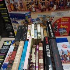 Libros de segunda mano: LITERATURA......LOTE NUMERO 9.......20 LIBROS DE LITERATURA...VV.AA..... Lote 252605190