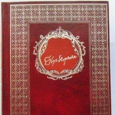Libros de segunda mano: SHAKESPEARE - BIBLIOTECA HISTÓRICA. Lote 253195655