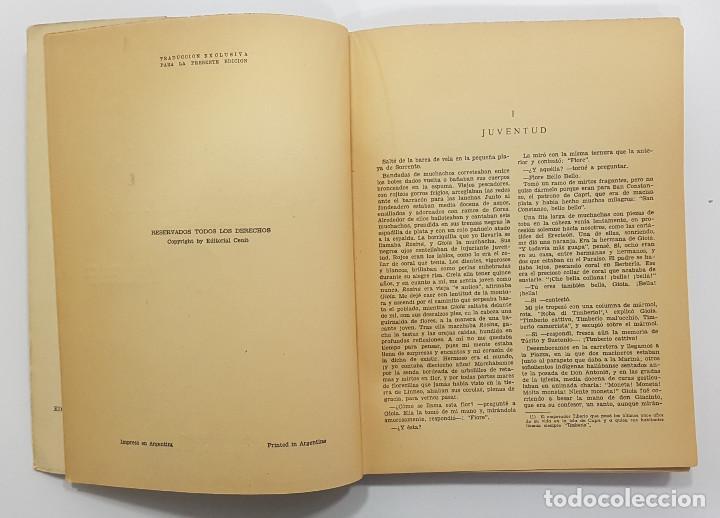 Libros de segunda mano: AXEL MUNTHE. LA HISTORIA DE SAN MICHELE. 1956. Ediciones CENIT. Buenos Aires, Argentina - Foto 4 - 253285455