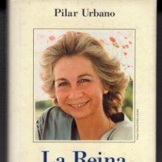 Libros de segunda mano: LA REINA (PILAR URBANO) PLAZA & JANES - CARTONE CON SOBRECUBIERTA - IMPECABLE PRECINTADO - OFI15J. Lote 254327865