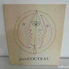 Libros de segunda mano: JEAN COCTEAU. DIBUJOS,,POEMAS, FOTOGRAFIAS Y OTROS DOCUMENTOS. HUERTA DE SAN VICENTE. 1999. Lote 254756830