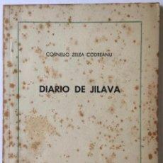 Libros de segunda mano: DIARIO DE JILAVA. - ZELEA CODREANU, CORNELIO.. Lote 123262147