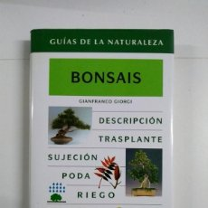 Libros de segunda mano: BONSAIS - GIANFRANCO GIORGI. Lote 255023245