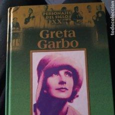 Libros de segunda mano: LIBRO DE GRETA GARBO EDICIONES RUEDA PERSONAJES DEL SIGLO XX AÑO 2002. Lote 255662800