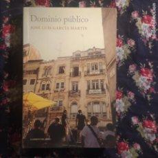 Livros em segunda mão: DOMINIO PÚBLICO (DIARIO) - GARCÍA MARTÍN, JOSÉ LUIS. Lote 255664330