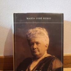Libros de segunda mano: MARÍA JOSÉ RUBIO LA CHATA. Lote 257824450