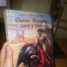 Libros de segunda mano: LIBRO: CURRO ROMERO GENIO Y FIGURA. Lote 257843995