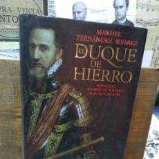 Livros em segunda mão: EL DUQUE DE HIERRO. DUQUE ALBA.. Lote 258861830