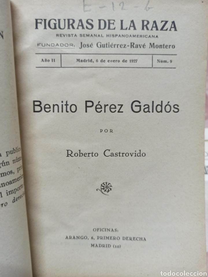 Libros de segunda mano: LOTE 12 BIOGRAFIAS COL. FIGURAS DE LA RAZA: JOAQUIN COSTA, ROSALES, RICARDO PALMA, PEDRO DE VALDIVIA - Foto 3 - 259257015