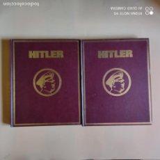 Libros de segunda mano: HITLER. BIOGRAFIA FOTOGRAFICA. 2 TOMOS. EDICIONES NUEVA LENTE. PAGS TOMO I Y II. 612. LEER.. Lote 259259270
