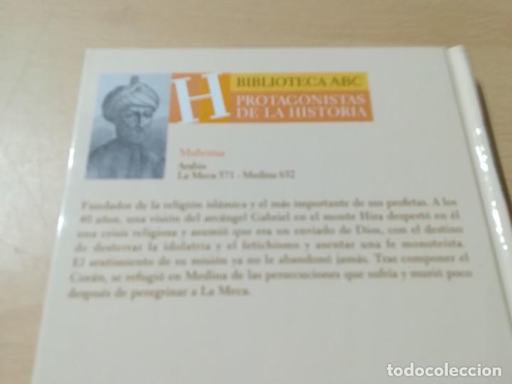 Libros de segunda mano: MAHOMA / HARTMUT BOBZIN / ABC PROTAGONISTAS HISTORIA / AH55 - Foto 4 - 261121195