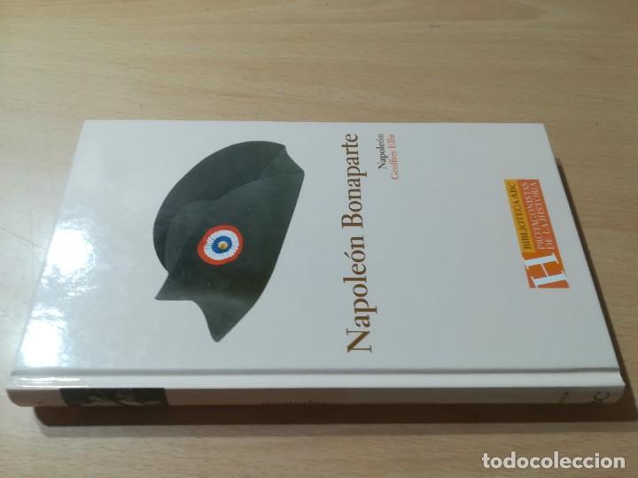 NAPOLEON BONAPARTE / GEOFFREY ELLIS / ABC PROTAGONISTAS HISTORIA / AH55 (Libros de Segunda Mano - Biografías)