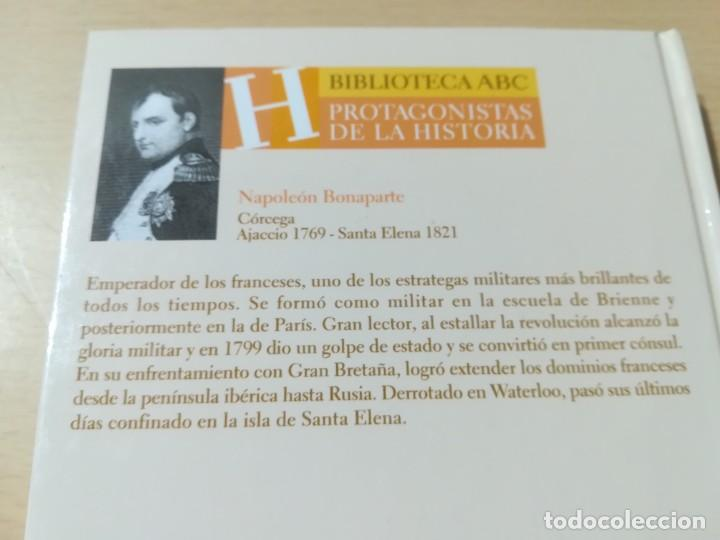 Libros de segunda mano: NAPOLEON BONAPARTE / GEOFFREY ELLIS / ABC PROTAGONISTAS HISTORIA / AH55 - Foto 4 - 261121255