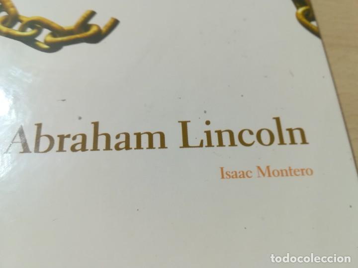 Libros de segunda mano: ABRAHAM LINCON / ISAAC MONTERO / ABC PROTAGONISTAS HISTORIA / AH55 - Foto 2 - 261121565