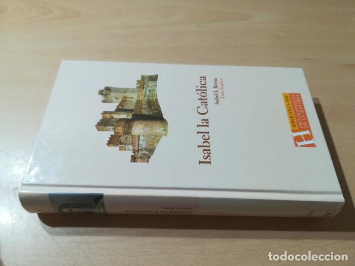 ISABEL LA CATOLICA / LUIS SUAREZ / ABC PROTAGONISTAS HISTORIA / AH55 (Libros de Segunda Mano - Biografías)