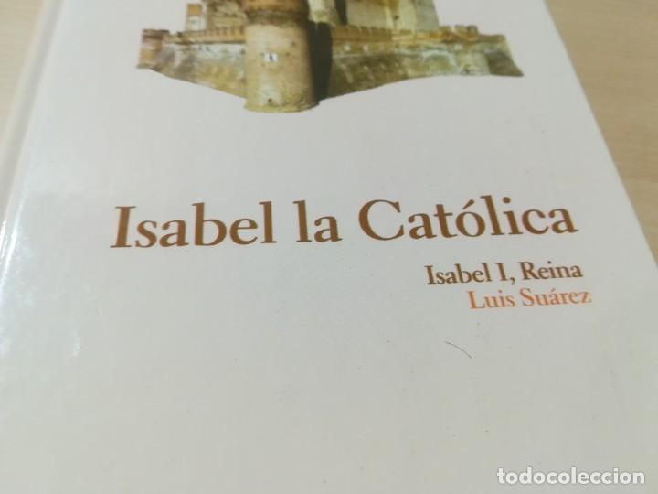 Libros de segunda mano: ISABEL LA CATOLICA / LUIS SUAREZ / ABC PROTAGONISTAS HISTORIA / AH55 - Foto 2 - 261121630
