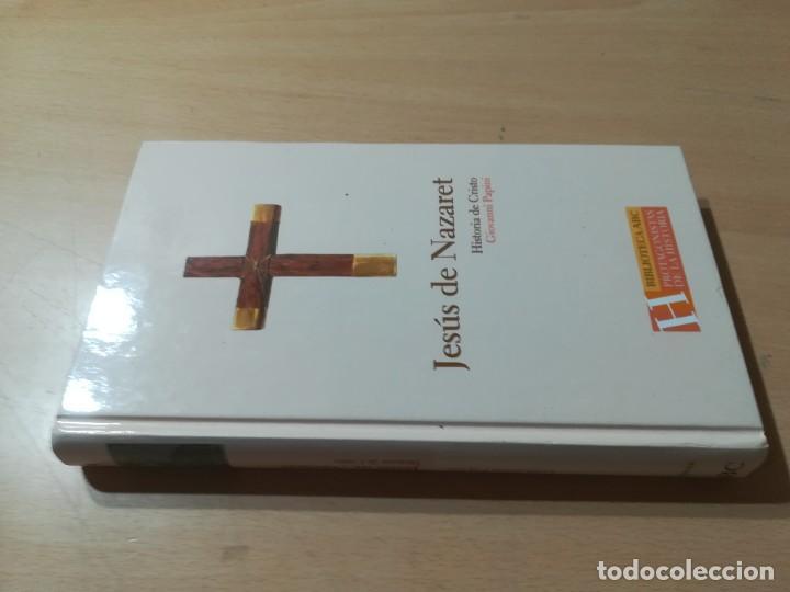 JESUS DE NAZARET / GIOVANNI PAPINI / ABC PROTAGONISTAS HISTORIA / AH55 (Libros de Segunda Mano - Biografías)