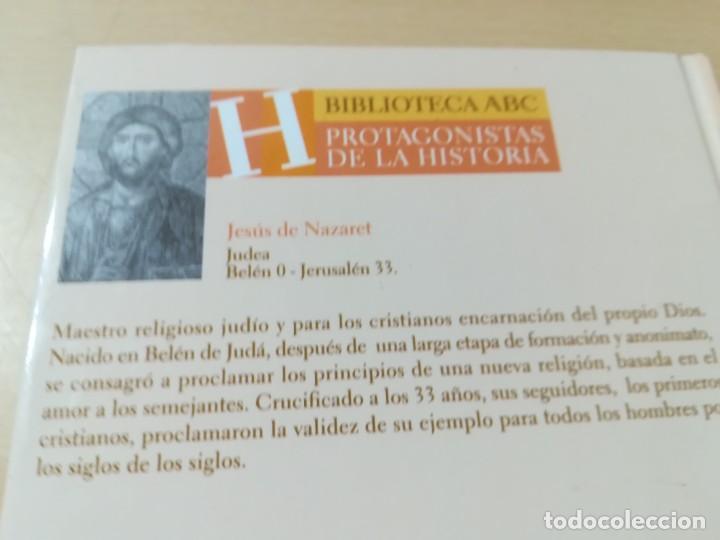 Libros de segunda mano: JESUS DE NAZARET / GIOVANNI PAPINI / ABC PROTAGONISTAS HISTORIA / AH55 - Foto 4 - 261121720