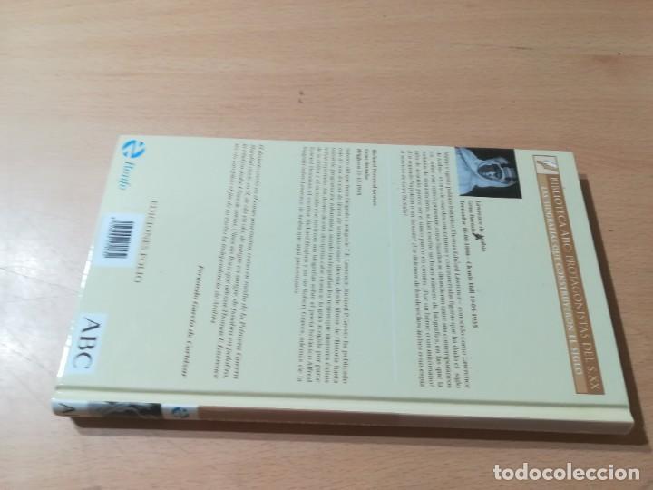 Libros de segunda mano: LAWRENCE DE ARABIA / RICHARD P GRAVES / ABC PROTAGONISTAS SIGLO XX / AH55 - Foto 2 - 261122005