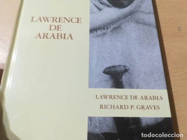 Libros de segunda mano: LAWRENCE DE ARABIA / RICHARD P GRAVES / ABC PROTAGONISTAS SIGLO XX / AH55 - Foto 3 - 261122005