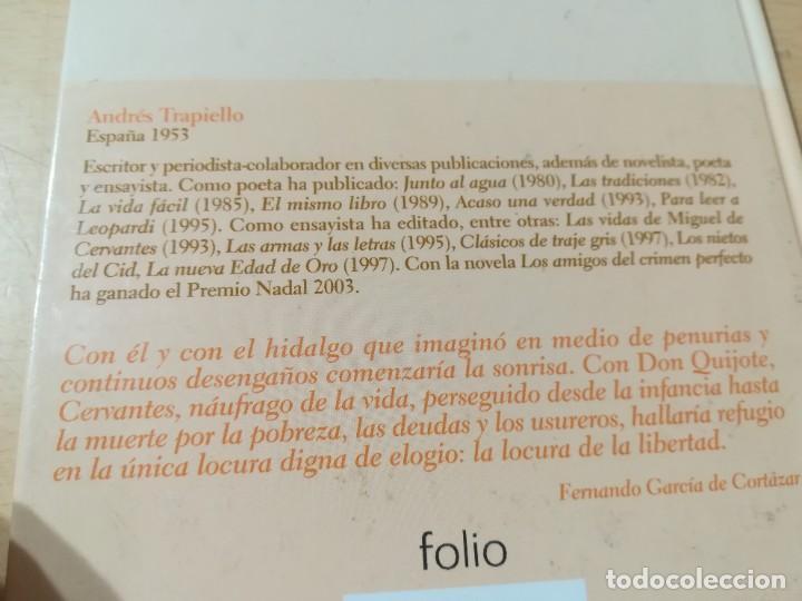 Libros de segunda mano: MIGUEL DE CERVANTES / ANDRES TRAPIELLO / ABC PROTAGONISTAS HISTORIA / CONS117 - Foto 4 - 261122940