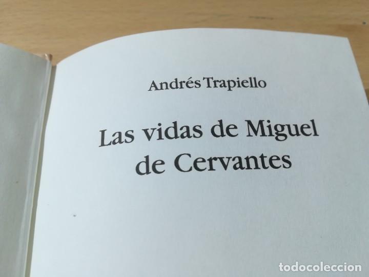 Libros de segunda mano: MIGUEL DE CERVANTES / ANDRES TRAPIELLO / ABC PROTAGONISTAS HISTORIA / CONS117 - Foto 5 - 261122940