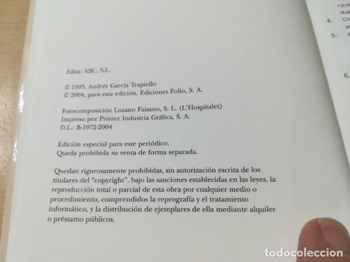 Libros de segunda mano: MIGUEL DE CERVANTES / ANDRES TRAPIELLO / ABC PROTAGONISTAS HISTORIA / CONS117 - Foto 6 - 261122940
