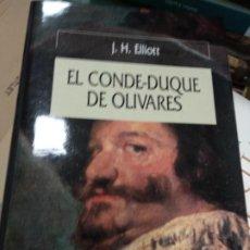 Libros de segunda mano: EL CONDE-DUQUE DE OLIVARES. EL POLÍTICO EN UNA ÉPOCA DE DECADENCIA - ELLIOT, J. H.. Lote 261225815