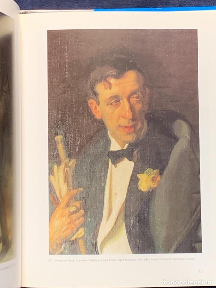 Libros de segunda mano: GUIDO CAPROTTI DA MONZA UN PINTOR EN AVILA JOSE CARLOS BRASAS EGIDO 2000 28x22cmts - Foto 2 - 262528950