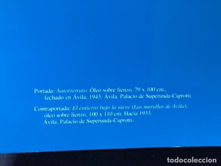 Libros de segunda mano: GUIDO CAPROTTI DA MONZA UN PINTOR EN AVILA JOSE CARLOS BRASAS EGIDO 2000 28x22cmts - Foto 6 - 262528950