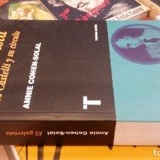 Libros de segunda mano: 2011 - ANNIE COHEN SOLAL - EL GALERISTA LEO CASTELLI Y SU CÍRCULO. Lote 263025200