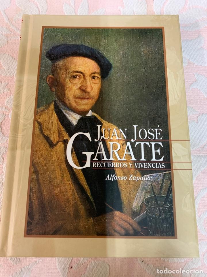 JUAN JOSÉ GARATE RECUERDOS Y VIVENCIAS (Libros de Segunda Mano - Biografías)