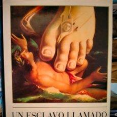Libros de segunda mano: FERNANDO ARRABAL. UN ESCLAVO LLAMADO CERVANTES .ESPASA. Lote 263208995