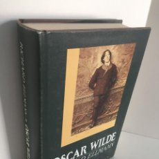 Livres d'occasion: OSCAR WILDE. RICHARD ELLMANN. TESTIMONIO EDHASA. BIOGRAFÍAS. 1ª ED. TRADUCCIÓN DE NÉSTOR A. MÍGUEZ.. Lote 263891250