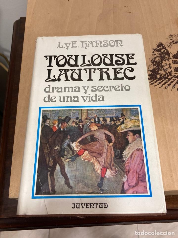 LIBRO TOULUSE LAUTREC (Libros de Segunda Mano - Biografías)
