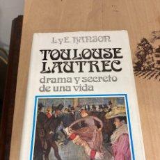 Libros de segunda mano: LIBRO TOULUSE LAUTREC. Lote 264310120