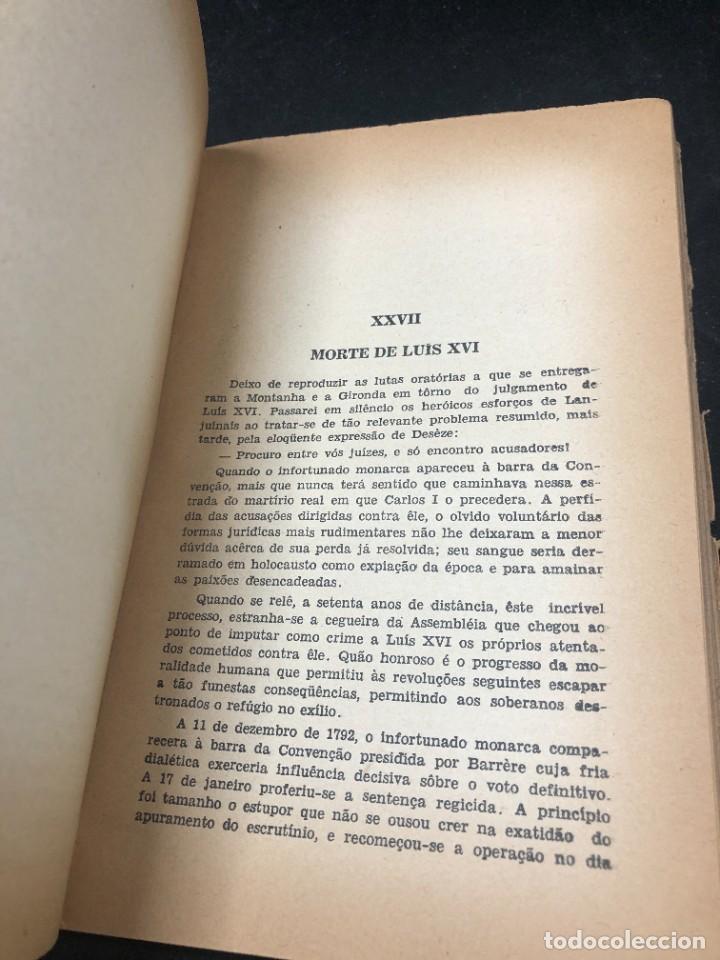 Libros de segunda mano: Memórias dos Carrascos de Paris. Henry Sanson. 1946 Empresa gráfica O Cruzeiro Brasil. Portugués. - Foto 4 - 265340744