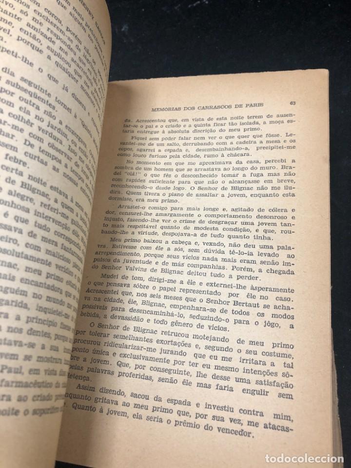 Libros de segunda mano: Memórias dos Carrascos de Paris. Henry Sanson. 1946 Empresa gráfica O Cruzeiro Brasil. Portugués. - Foto 12 - 265340744